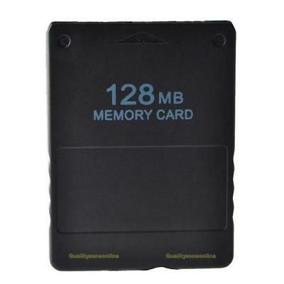 128MB Memory Card Data For Sony PlayStation 2 PS2 Slim Game Console Accessories