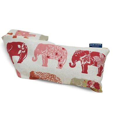 Nelly Elephant Microwaveable Lavender Scented Wheat Warmer - Heated Wheat Bag