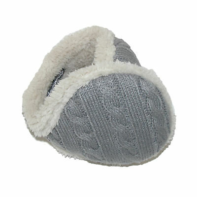 New 180s Women's Cable Knit Ear Warmers