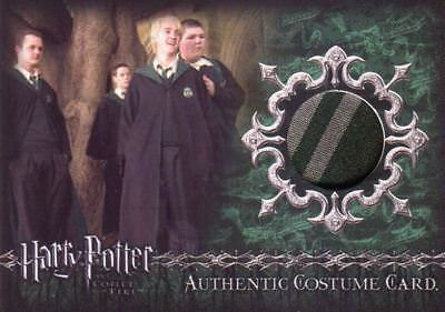 Harry Potter Goblet Fire Update Slytherin's Ties Costume Card HP BC1 #108/114