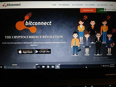 Join Bitconnect; The Cryptocurrency Revolution
