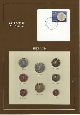 Coin Sets of All Nations - Ireland, Euro