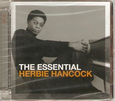Herbie Hancock - The Essential [Best Of / Greatest Hits] 2CD NEW/SEALED