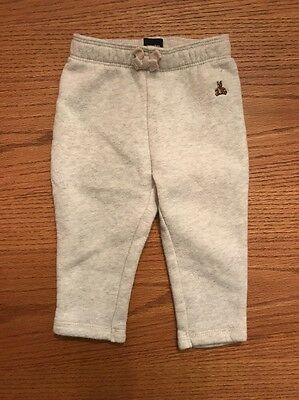 Baby Gap Sweat Pants, Baby Girl, Size 6-12 Months, Cute!