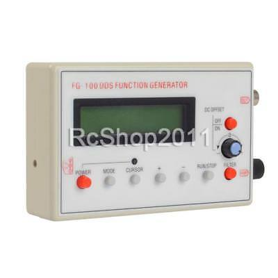 DDS Function Signal Generator Sine Triangle Square Wave Frequency 1hz-500khz US