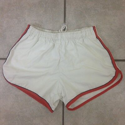 Vintage Jantzen Running Swimming Shorts - Size 34 - Made in USA