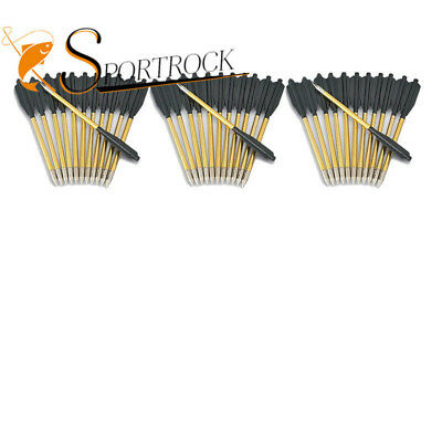 36x Airsoft Hunting Arrows for Bow Crossbow Bolts Archery Training 50 80 lb