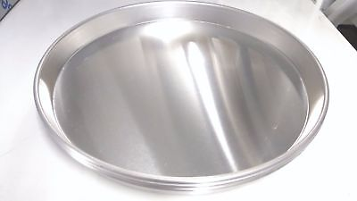 "Aluminium Pizza Pans 1.5""For Deep Pan Professional Quality 7""8""9""10""12""14""15""16"""