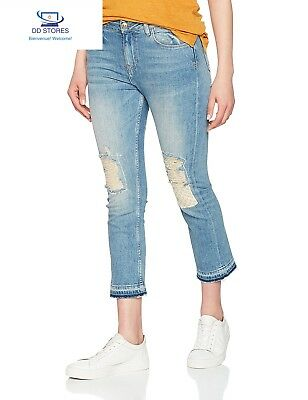 Fat Face Pale Patch, Jeans Droits Femme