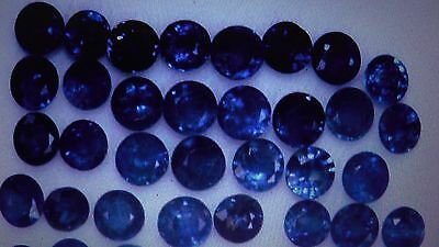 Natural Blue Sapphire Loose Gemstone