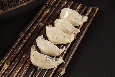 Selected Authentic Super 6A Grade Edible Swallow Birds Nest 顶级大燕盏 UK Seller