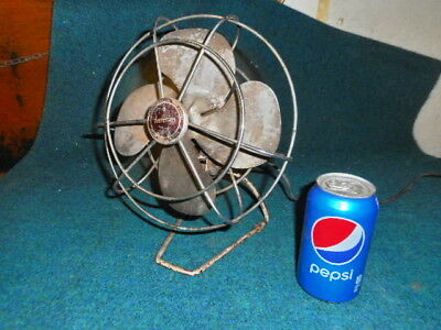 Vintage Torcan Wire Cooling  Fan With Stand Works!