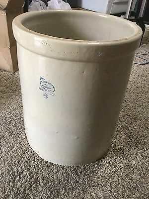 Love Field Open Top Crock 8  or 8gal