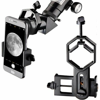 Landove Universal Smartphone Optics Digiscoping Adapter for Binoculars, Spotting