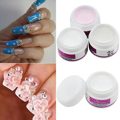 Acrylic Crystal Powder Nail Tips Nail | Art Accessories | Crystal Nails Acrylic