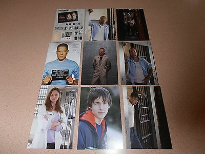Prison break postcards
