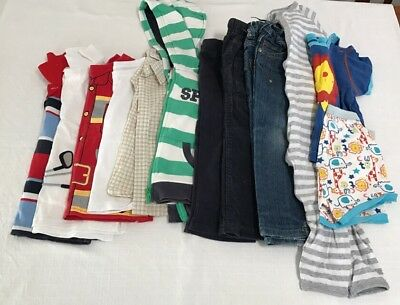 Bulk Lot Boys Size 2 Clothes (lot 3)