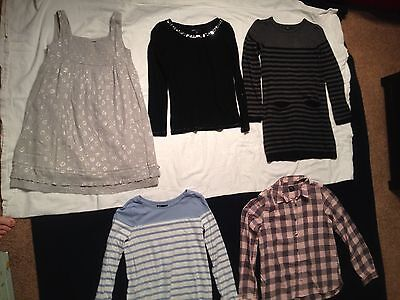 Gap Kids Assorted Dresses and Shirts Girls Size 12 (XL)  Lot of 5