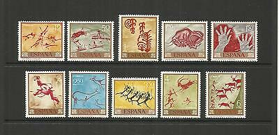 Spain Espana ~ 1967 Stamp Day ~ Cave Paintings (Mint Mnh)