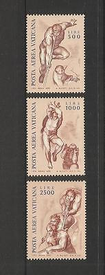 Vatican City ~ 1976 Air Mail Michelangelo (Mint Mh)
