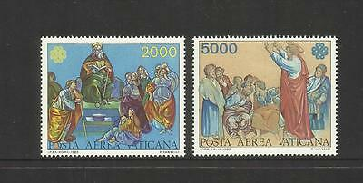 Vatican City ~ 1983 Air Mail World Communications Year (Mint Mh)