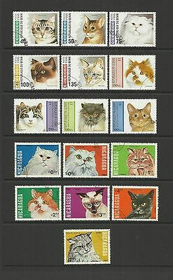Thematic ~ Cats (Small Cto Collection)