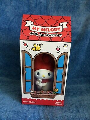 Sanrio My Melody 40th Anniversary Limited Edition Vinyl Figure SDCC 2015