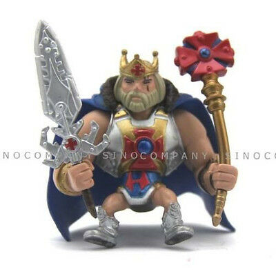 MOTU Mattel Masters Of The Universe Classic KING HE-MAN Figure Gift Collection
