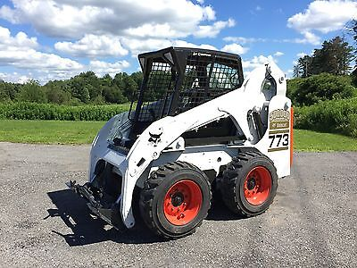 Bobcat 773 Skid Steer Loader 500k Edition We Ship!