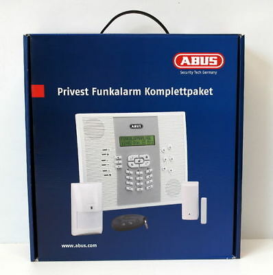 abus funk alarmanlage privest fu 9010 eur 45 00. Black Bedroom Furniture Sets. Home Design Ideas