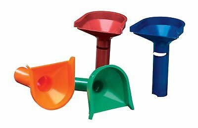 Coin Counters Sorters PM Company Color-Coded Coin Counting Tube for Pennies