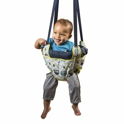 Door Jumper Baby Exersaucer Jump Bumbly Up Swing Bouncer Doorway Exerciser New
