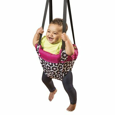 Evenflo Johnny Jump Up Marianna Door Doorway Baby Jumper Jump Up Exerciser New..