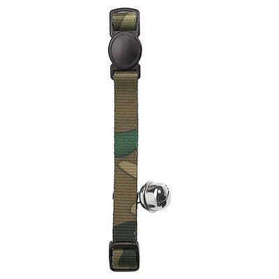 Hunter Smart Collier pour chats Camouflage Vert, NEUF