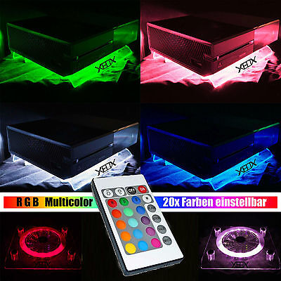 RGB LED USB design VENTILATEUR DE REFROIDISSEMENT Stand Xbox One J x ou 360