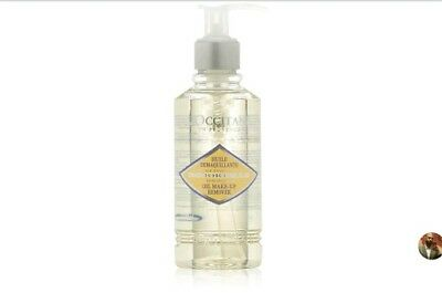 L'occitane divine immortal make up remover With free Facial water