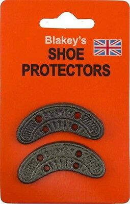 Blakey's Segs No. 9 metal shoe protectors sold loose (from 50p to £1.50 each)