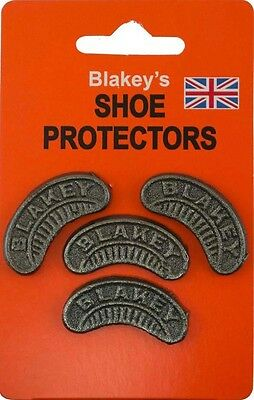 Blakey's Segs No.8 metal shoe protectors sold loose (from only 35p to 75p each)