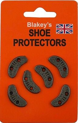 Blakey's Segs No.6 metal shoe protectors sold loose (from only 16p to 44p each)