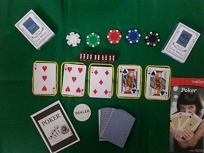 Pokerkoffer mit 200 Chips