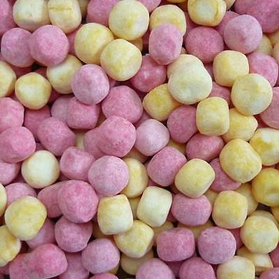 Rhubarb & Custard Bonbons, Chewy Classic British Sweets, Uk Import