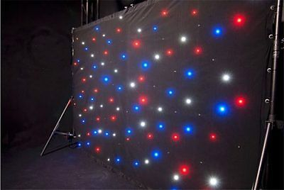 STAR DRAPE DJ Curtain Set