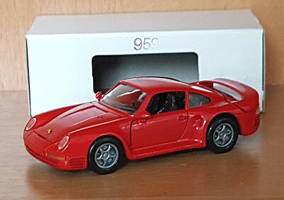 nzg rarit t porsche 944 s2 in rot 1 43 art nr 253200. Black Bedroom Furniture Sets. Home Design Ideas