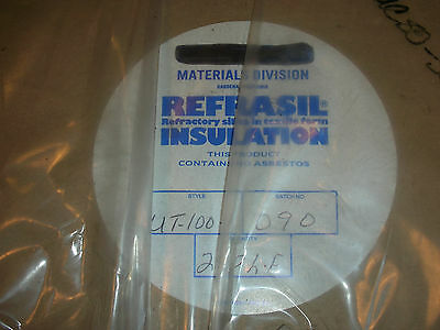 REFRASIL SILICA WOVEN Tape High Heat Temperature Insulation 1