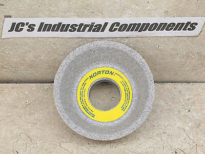 Norton,  Flare Cup Grinding Wheel,  46 Grit,  4/3 X 1-1/2 X 1-1/4,  32A46-K5Vbe