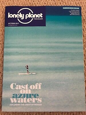 Lonely Planet Traveller Magazine October 2017