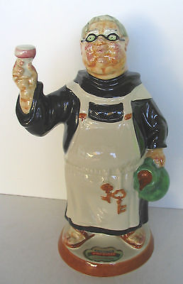 1968 Friar John Winemaker W/ A Toast Barsottini Decanter Made Florence Italy