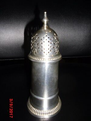 Mappin & Webb Silver Plated Sugar Shaker