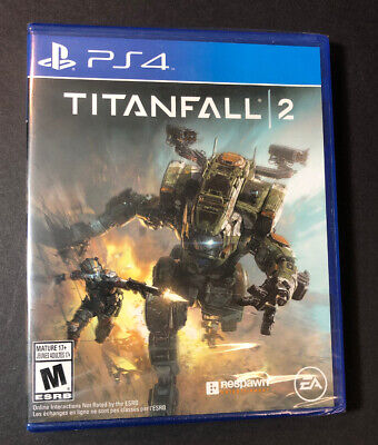 Titanfall 2 (PS4) NEW