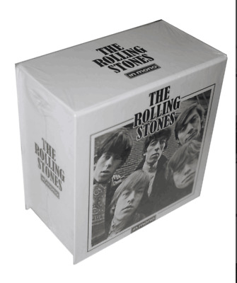"The Rolling Stones ""In Mono"" (Remastered 2016) 15 CD Box Set Brand new"